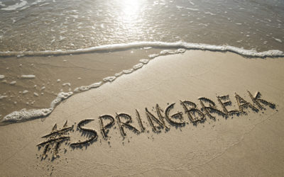 How to Have a Productive Spring Break
